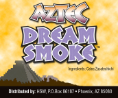 Aztec Dream Herbal Smoking Blend